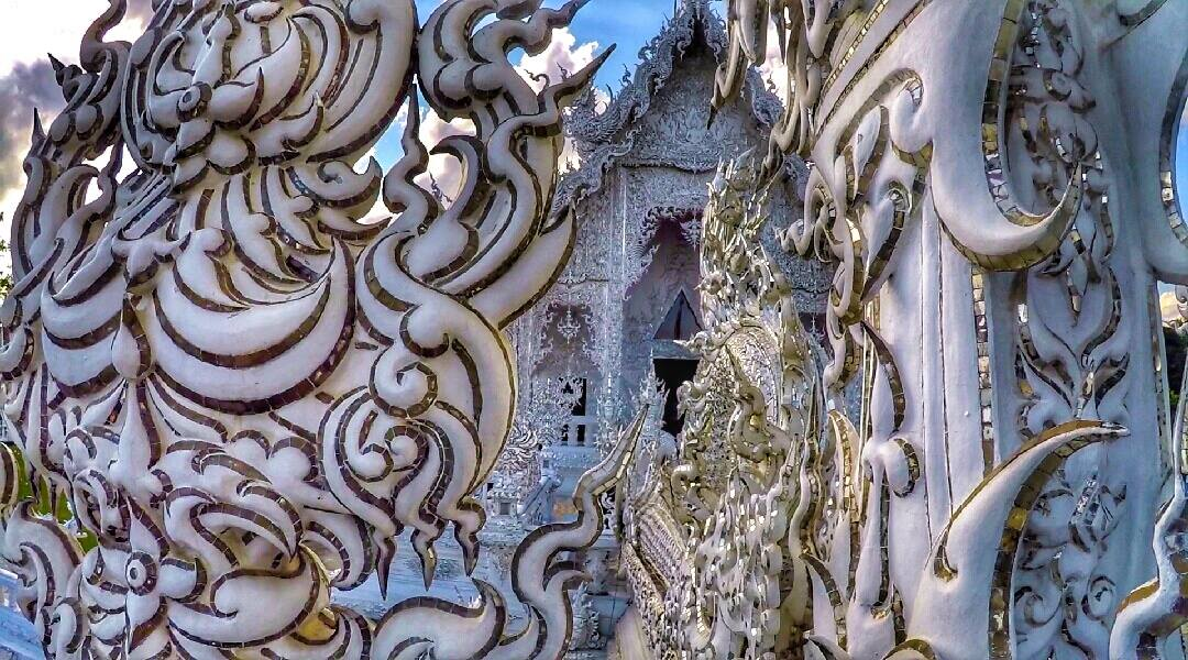 Chiang Rai Things To Do - Visit Wt Rong Khun, White Temple