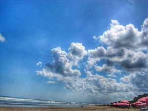 Seminyak Beach - Bali, Indonesia