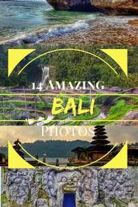 14 Amazing photos of Bali
