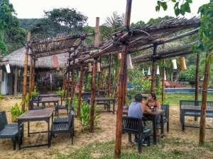 Castaway Restaurant at LaLaanta Hideaway Resort - Koh Lanta, Thailand