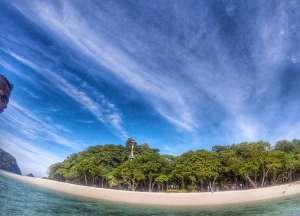 Koh Rok Island - Opal Speedboat Tour, Koh Lanta, Thailand