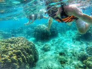 snorkeling - Koh Lanta, Thailand