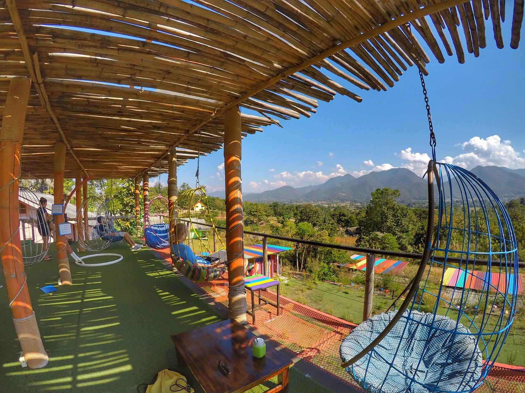 Route 1094 Cafe - Pai, Thailand fun things to do