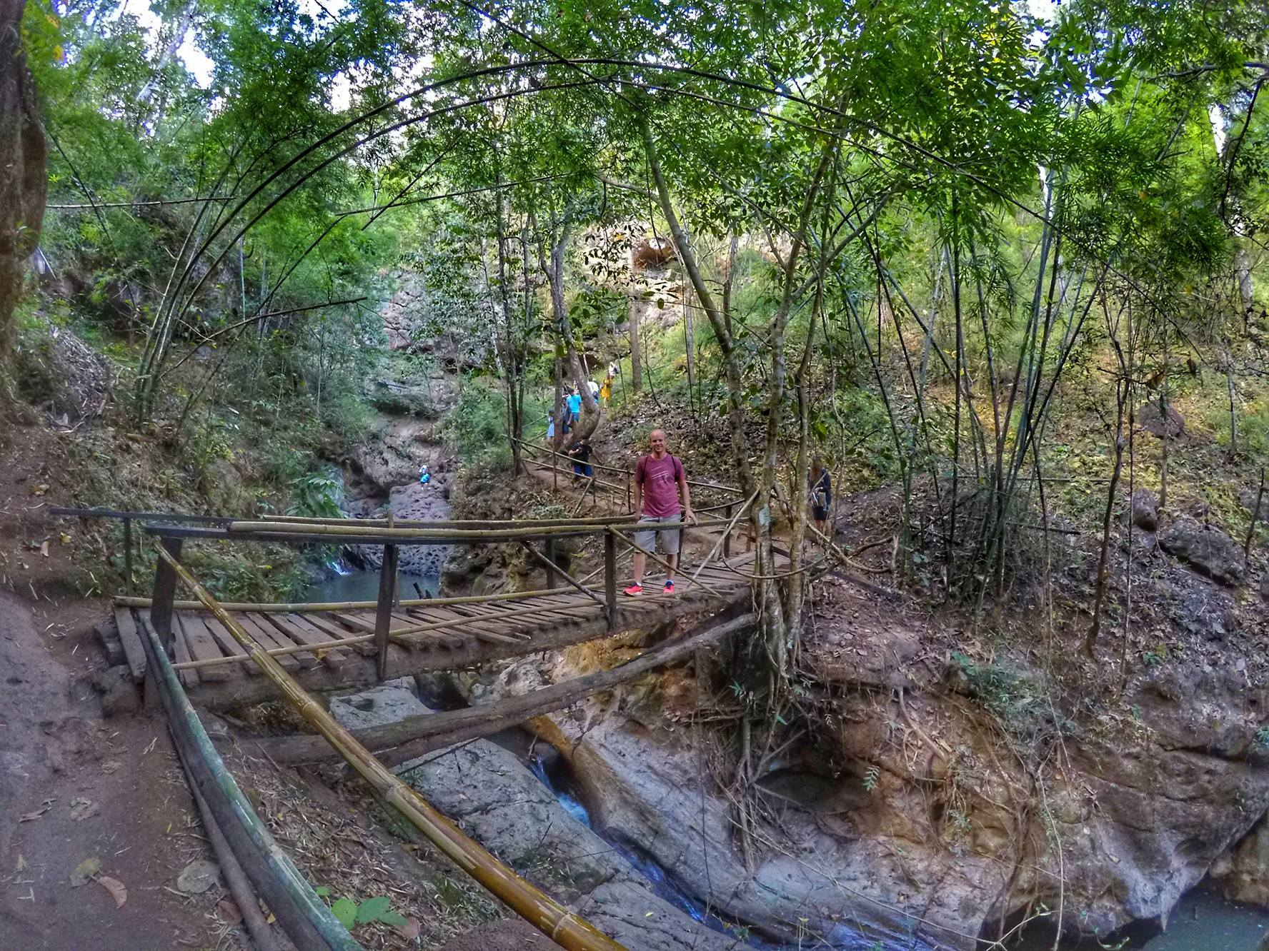 Hike to Pam Bok Waterfall - Pai, Thailand things to do