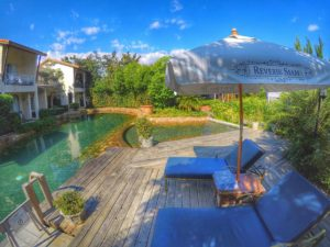 stone pool - Reverie Siam Pai, Thailand