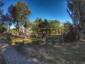 Huay Tung Tao Lake - Kids Playground, Chiang Mai, Thailand