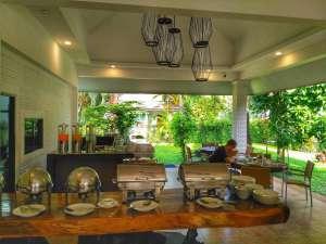 Alisea Pool Villa Krabi, Thailand Hotel - breakfast area