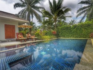 Alisea Pool Villa Resort For Family Vacation - private pool