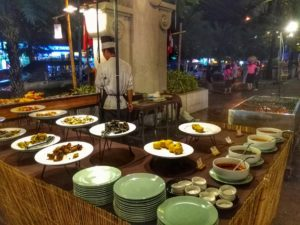 Ao Nang Cliff Beach Seafood Barbecue Buffet-Krabi
