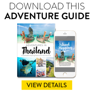A great detailed guide to adventures all over Thailand