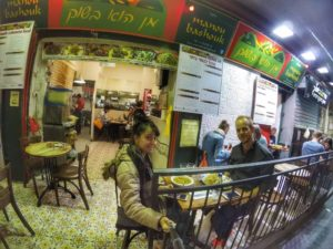 restaurant in Mahane Yehuda - Jerusalem things to see