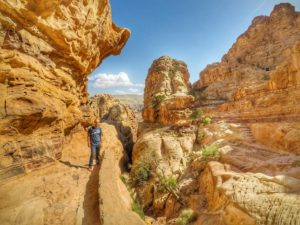 Is Petra worth visiting - hiking in Jordan, Lost City