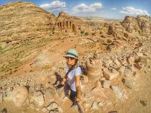 Is Petra worth visiting - view of Monestary, Jordan Travel