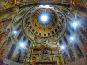 Jerusalem - Church of the Holy Sepulchre, Israel Things to see