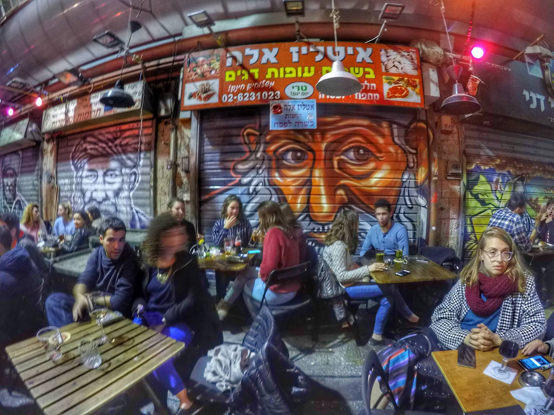 Mahane Yehuda Night Life - Things To Do In Jerusalem