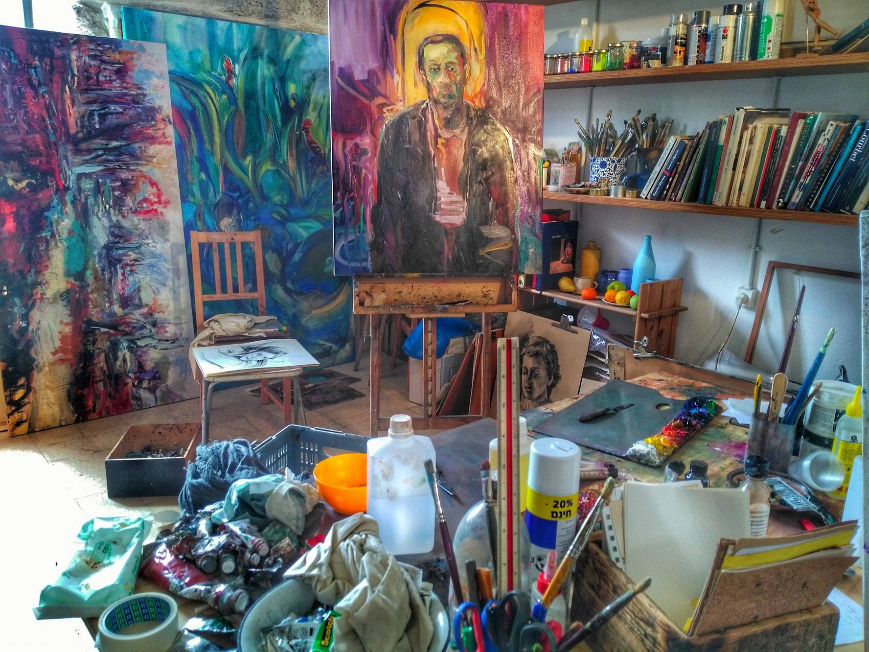 Image of Mamilla Art Studio - Free Things to do in Jerusalem