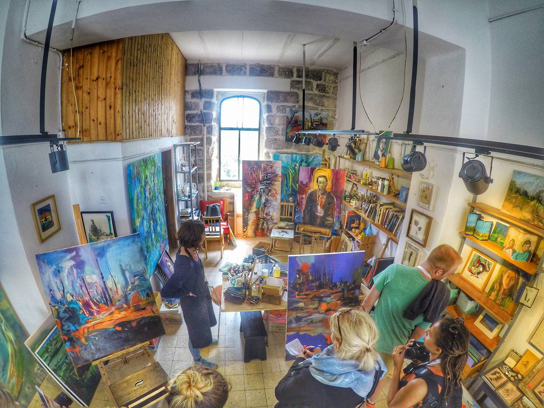 Mamilla Art Studios - What to see in Israel