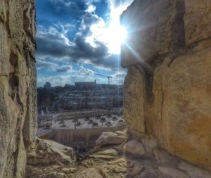 Ramparts Walk - Things to see in Jerusalem, Israel