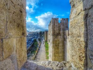 Ramparts Walk - Walk The Old City Wall and See Jerusalem
