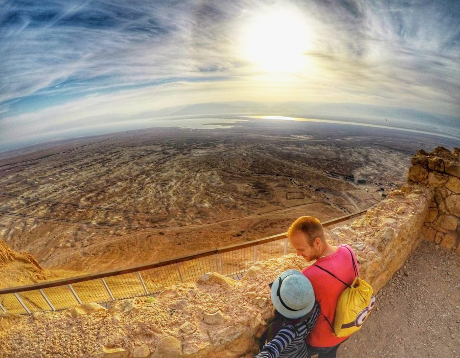 Things to see Israel - Masada