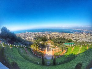 what to see - Haifa Bahai Gardens, Israel