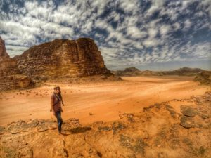Going to Jordan - Wadi Rum Desert