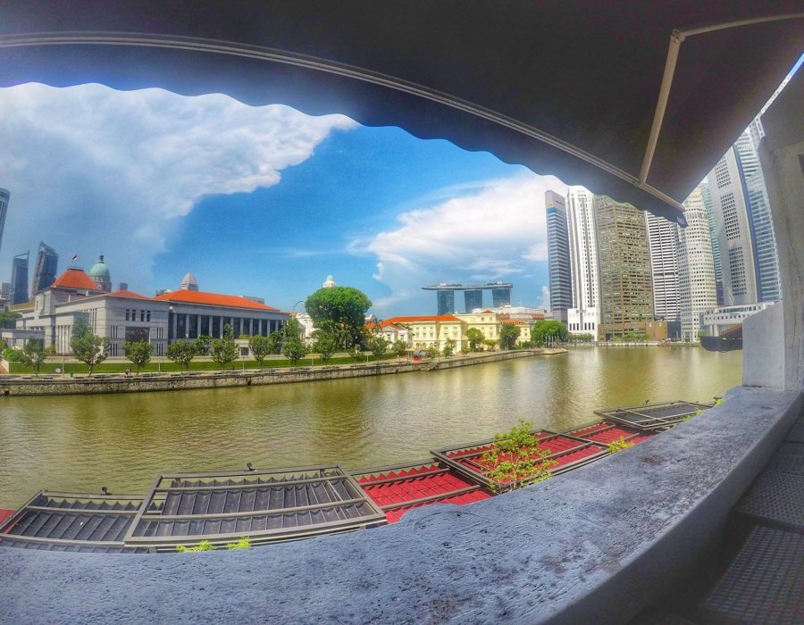what area to stay in singapore - Boat Quay 5Foot Inn Hostel
