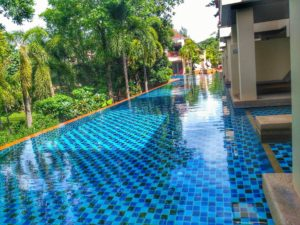 Crown Lanta Resort Pool Access Room - Where to stay Koh Lanta