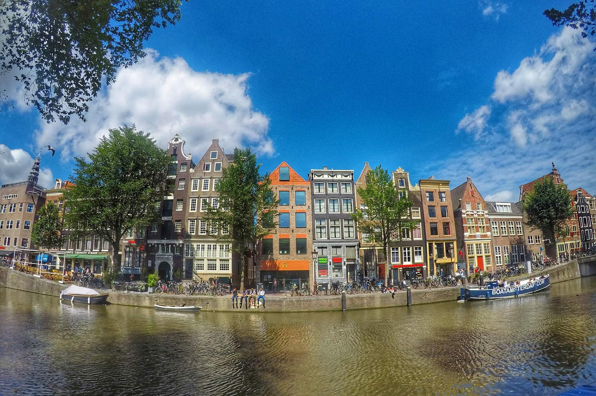 Walking tour - Amsterdam Top Ten Things To Do
