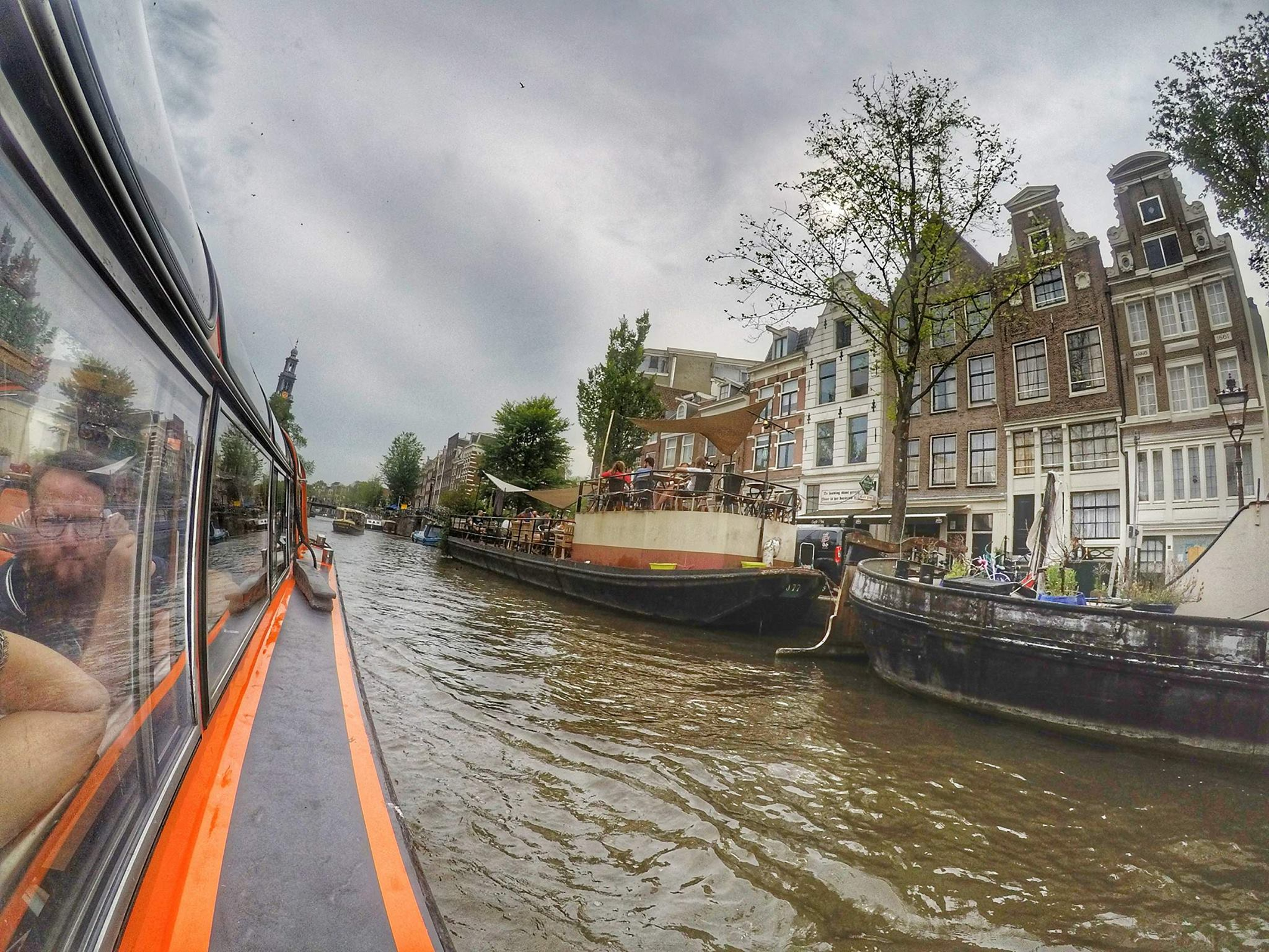 Amsterdam Canal Lovers Cruise - Top things to do