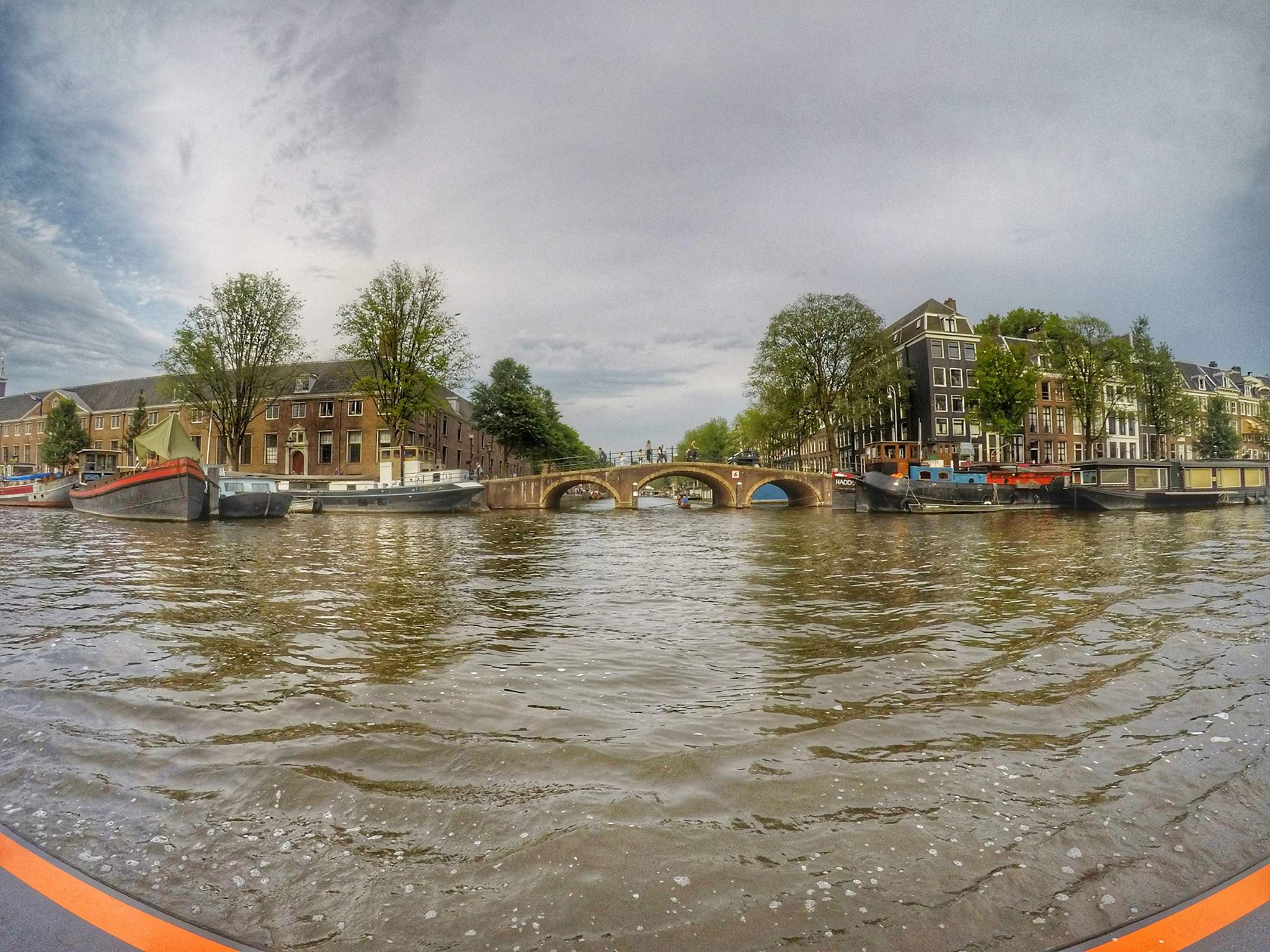 LOVERS CANAL BOAT TOURS AMSTERDAM