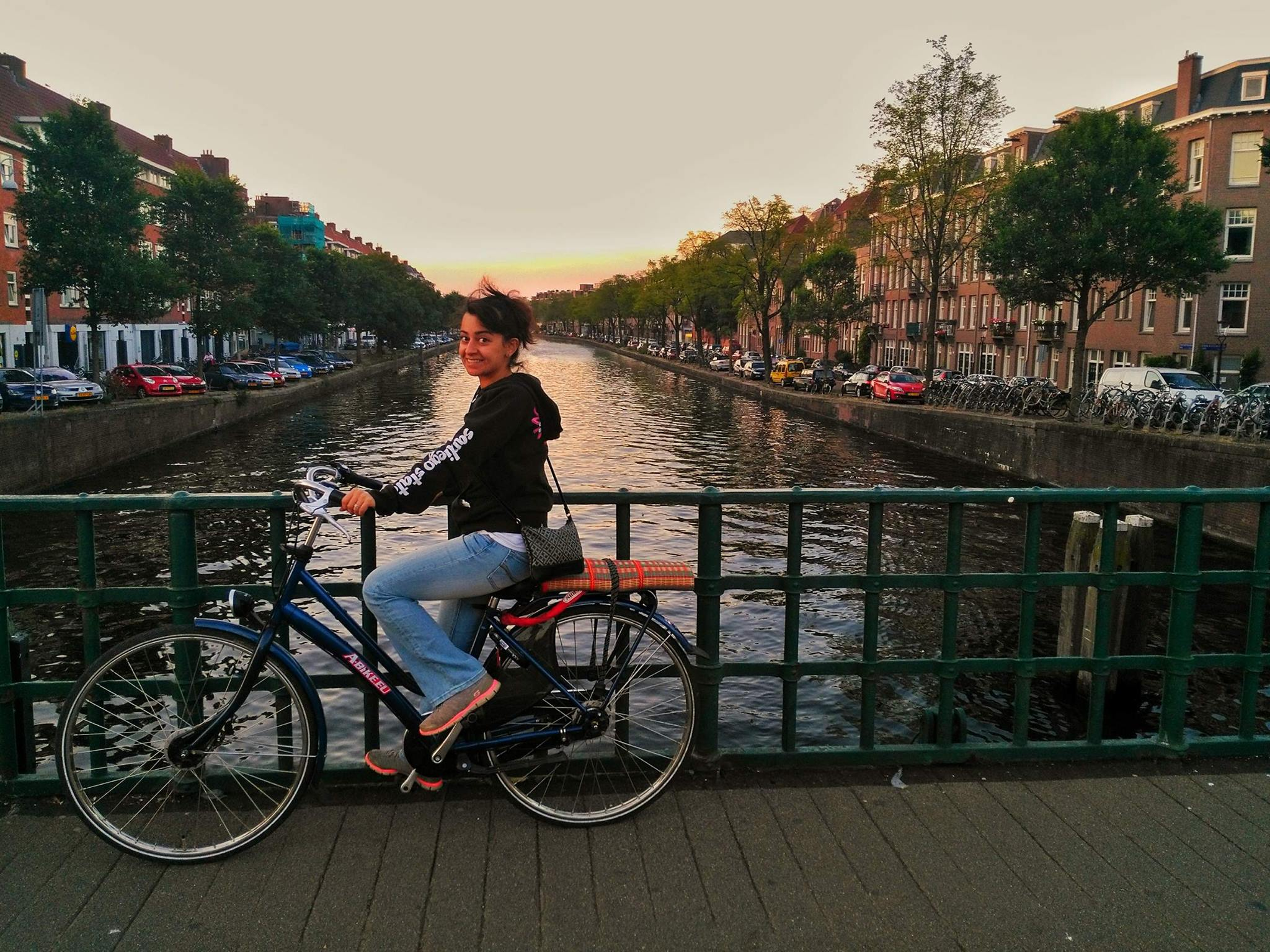 Ride a bike in Amsterdam - Things Must Do