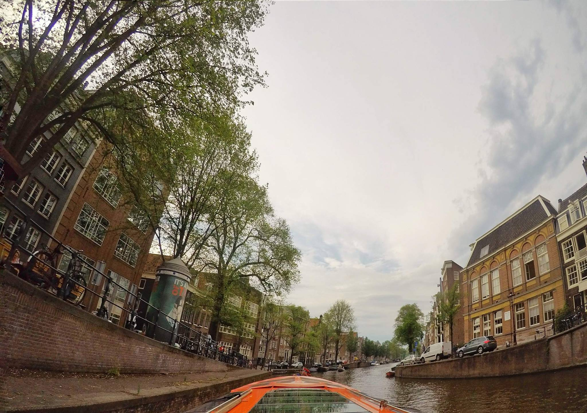 See Amsterdam Canals Boat Cruise