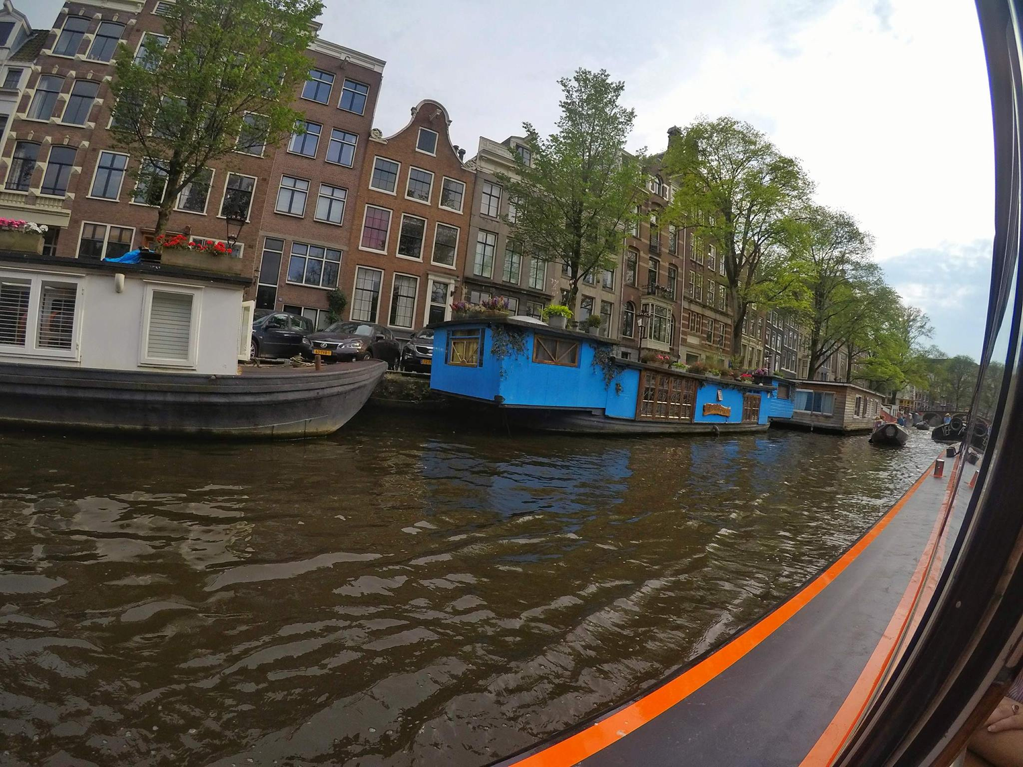 best boat tours Amsterdam