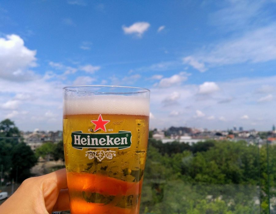 Heineken brewery tour - Amsterdam must do