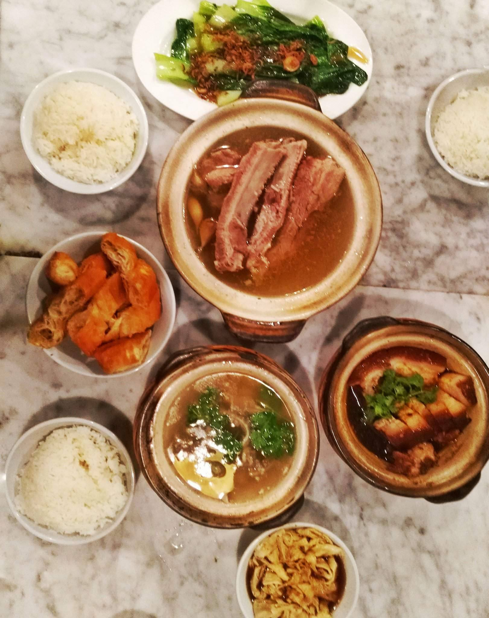 Singapore can't miss - Eat Bak Kut Teh at Xiao Chen Gu Shi