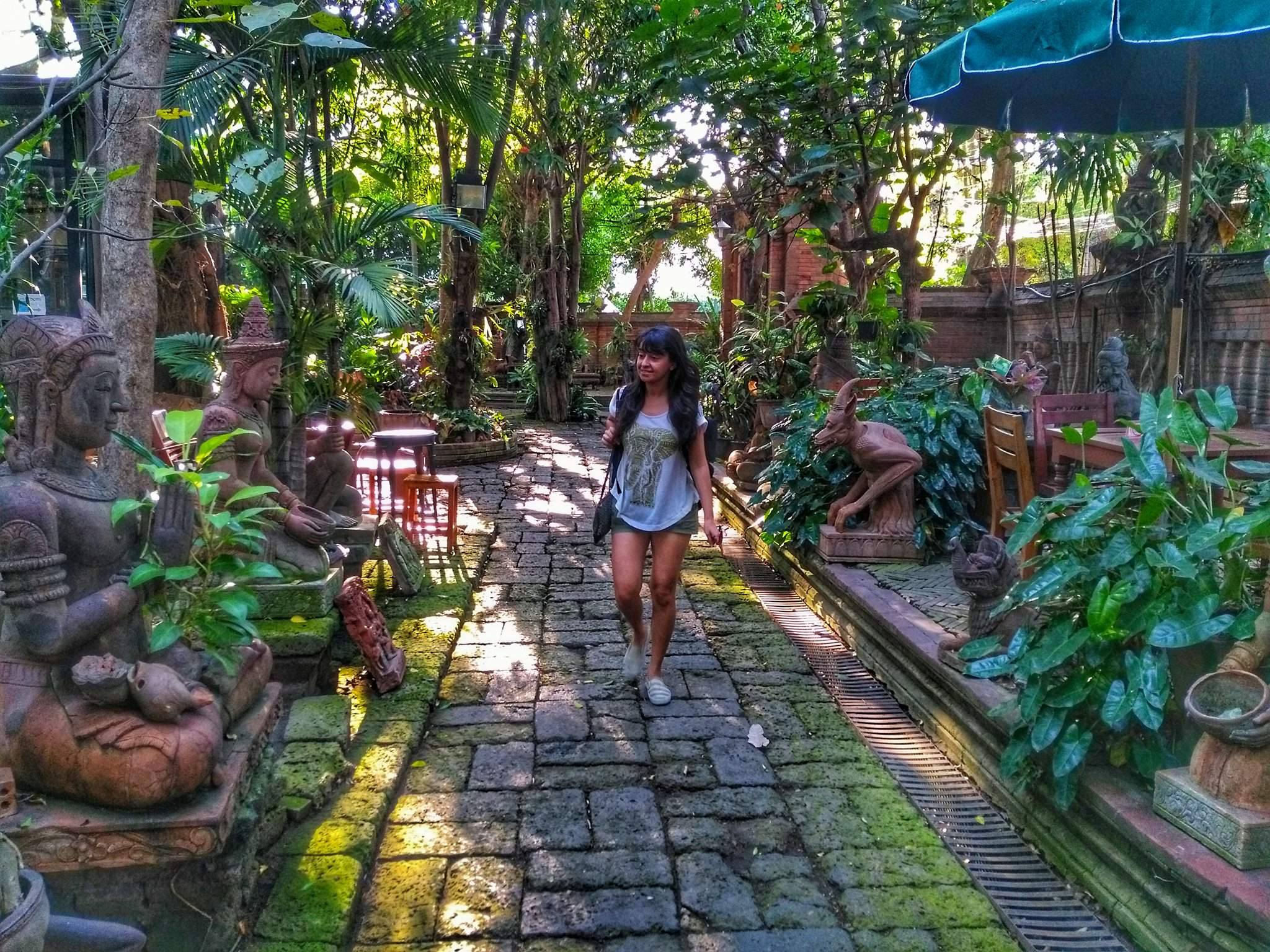 best things to do in Chiang Mai- Terra Cotta Cafe