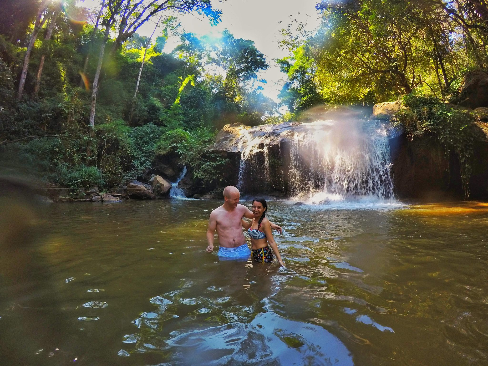top 10 things to do in Chiang Mai - Mae Sa Waterfall