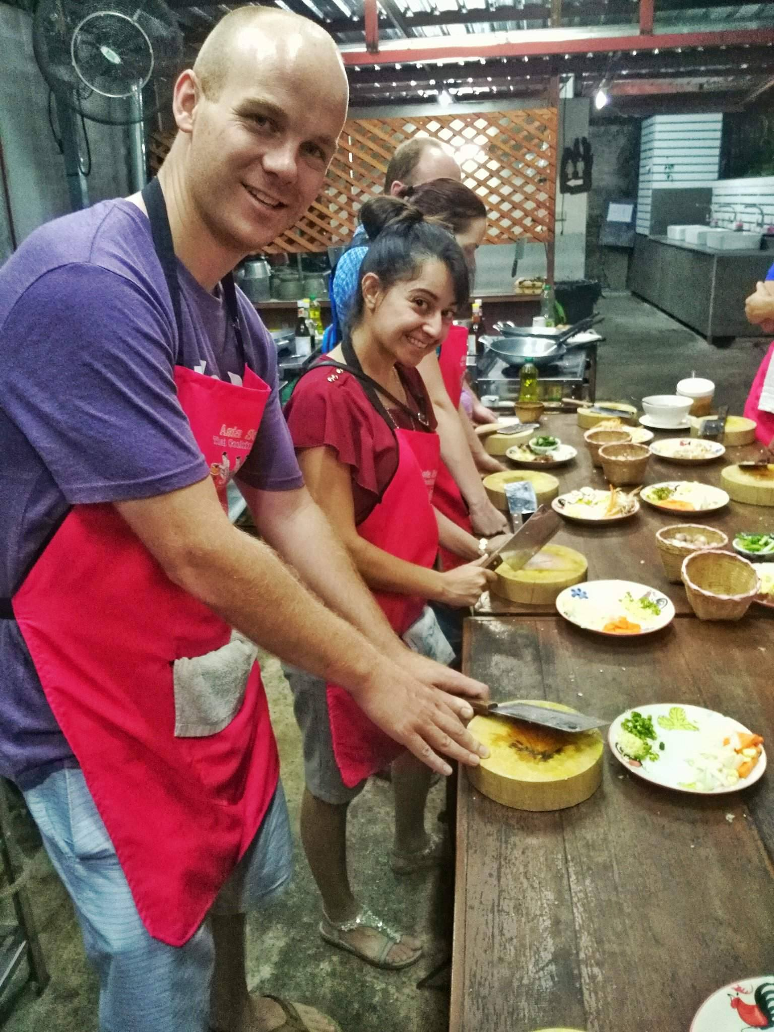 what to see and do in Chiang Mai - Thai Cooking Class