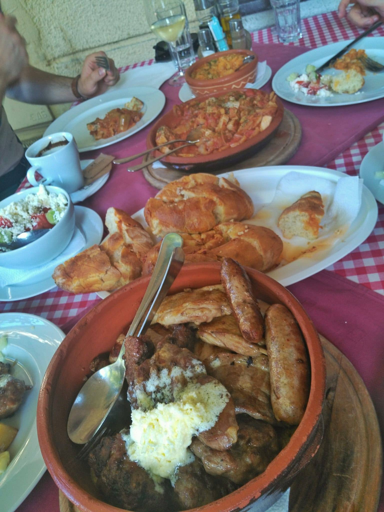 Serbian Food - Visit Belgrade