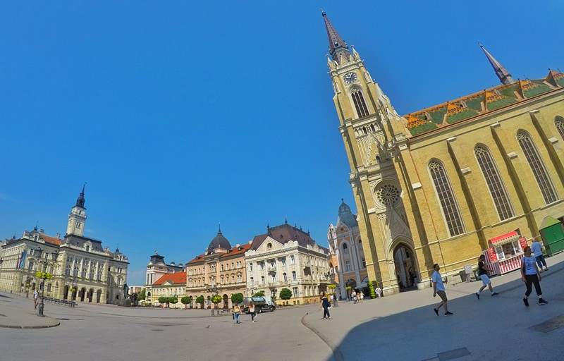 Novi Sad Serbia Things To See - Cathedral