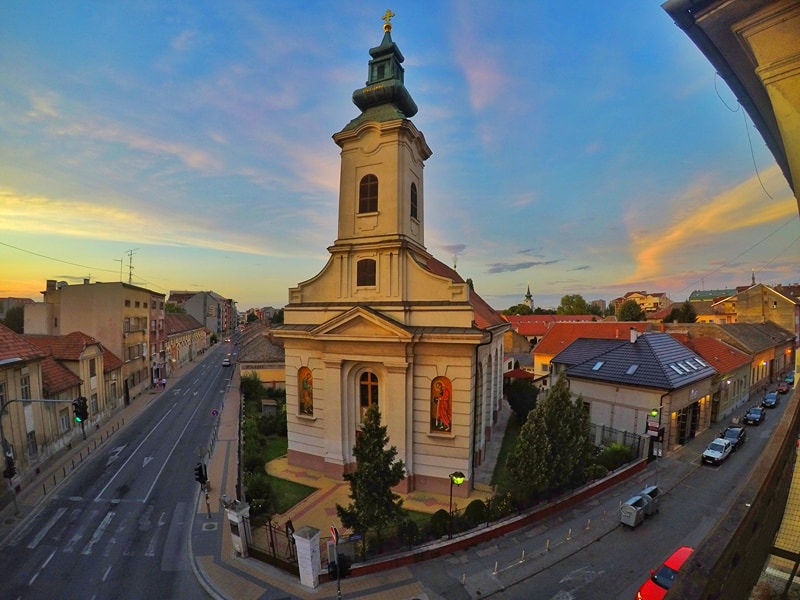 Novi Sad Serbia - Where to stay and what to do
