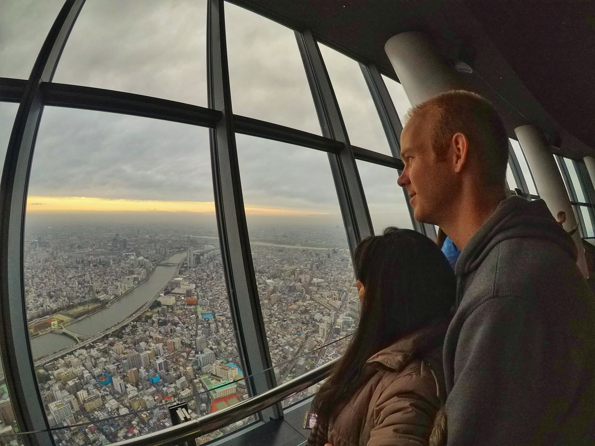 Two Days in Tokyo - See The Skytree