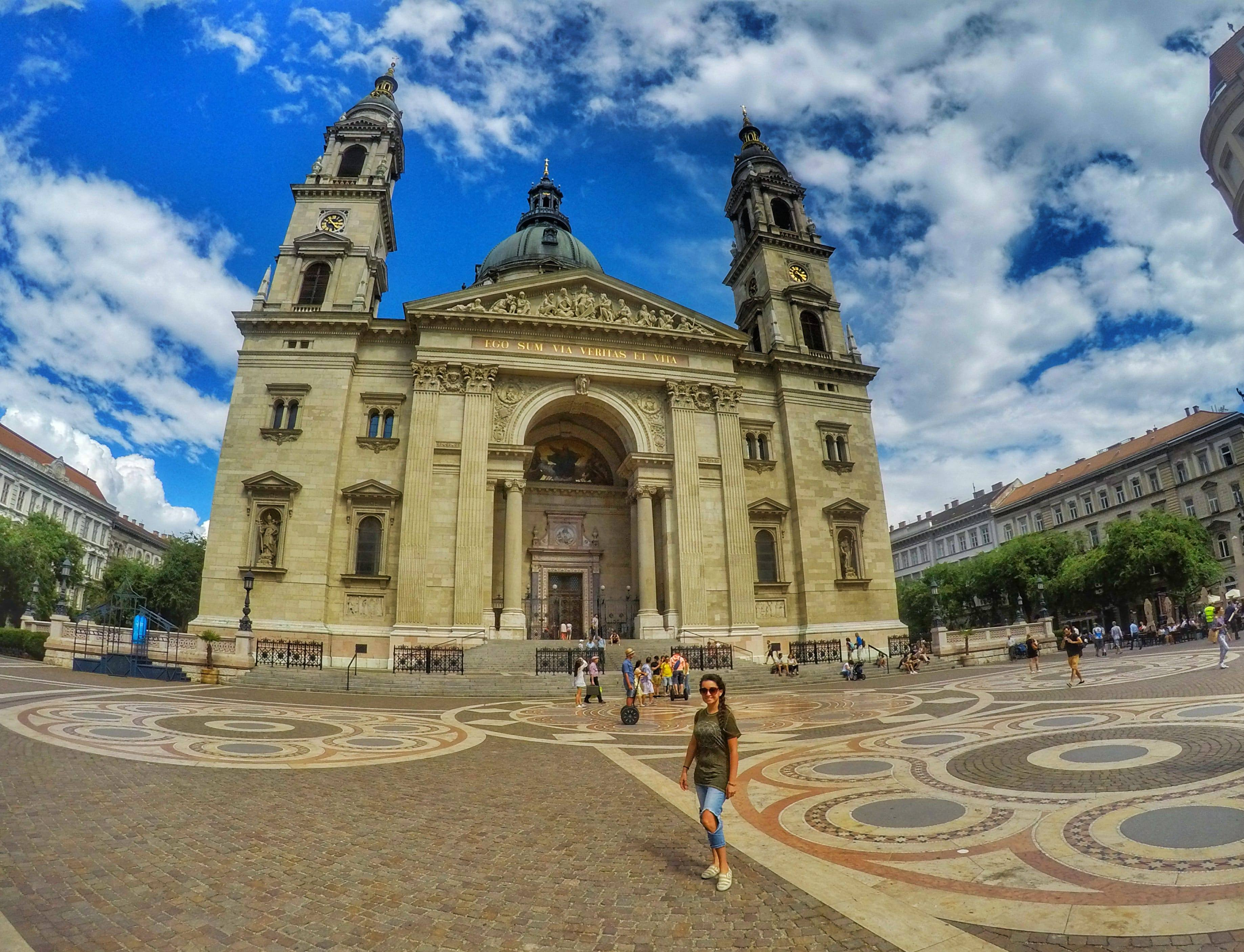 top 10 things to do in Budapest - The Basilica