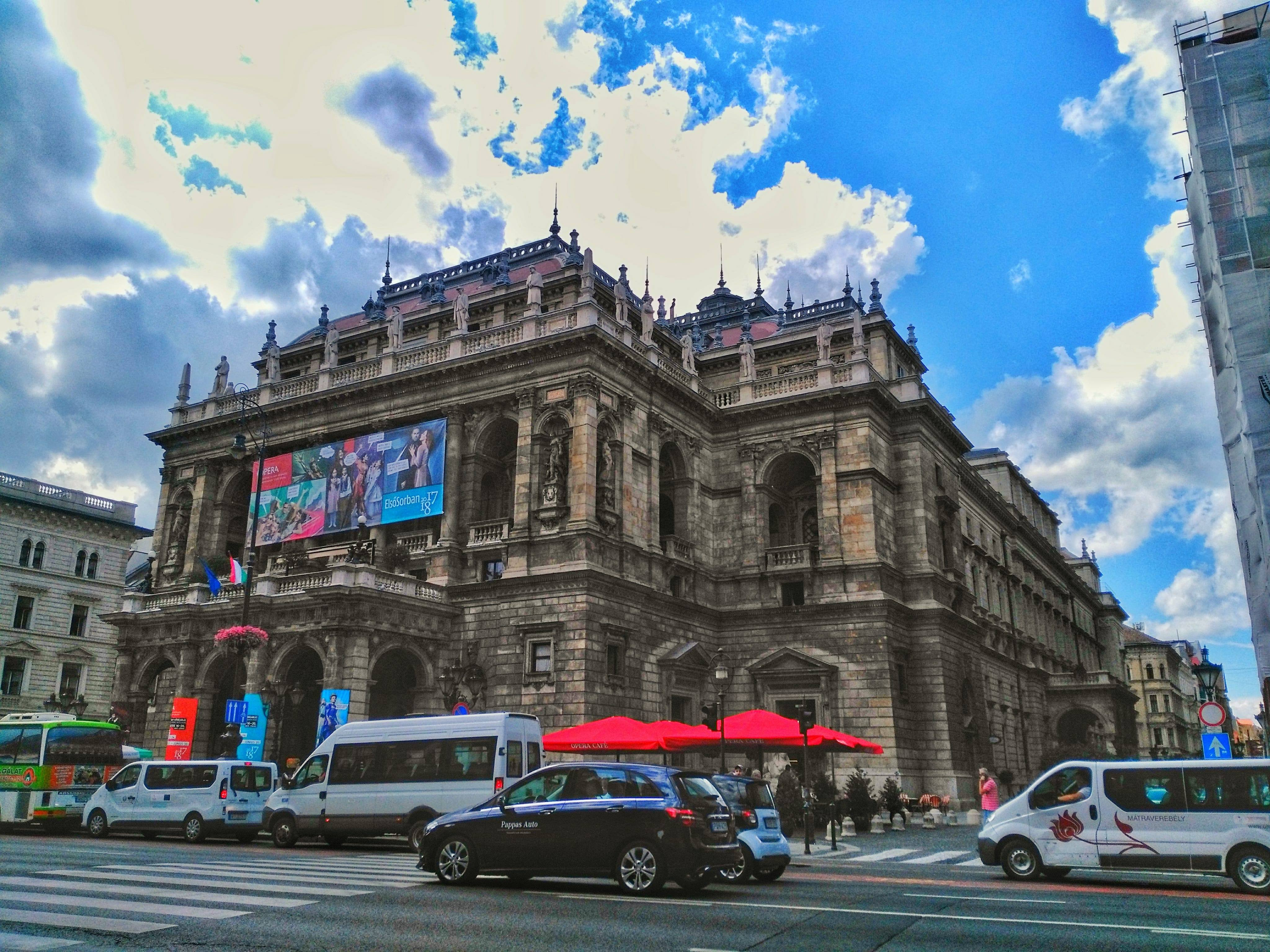 top 5 things to see in Budapest - Opera House