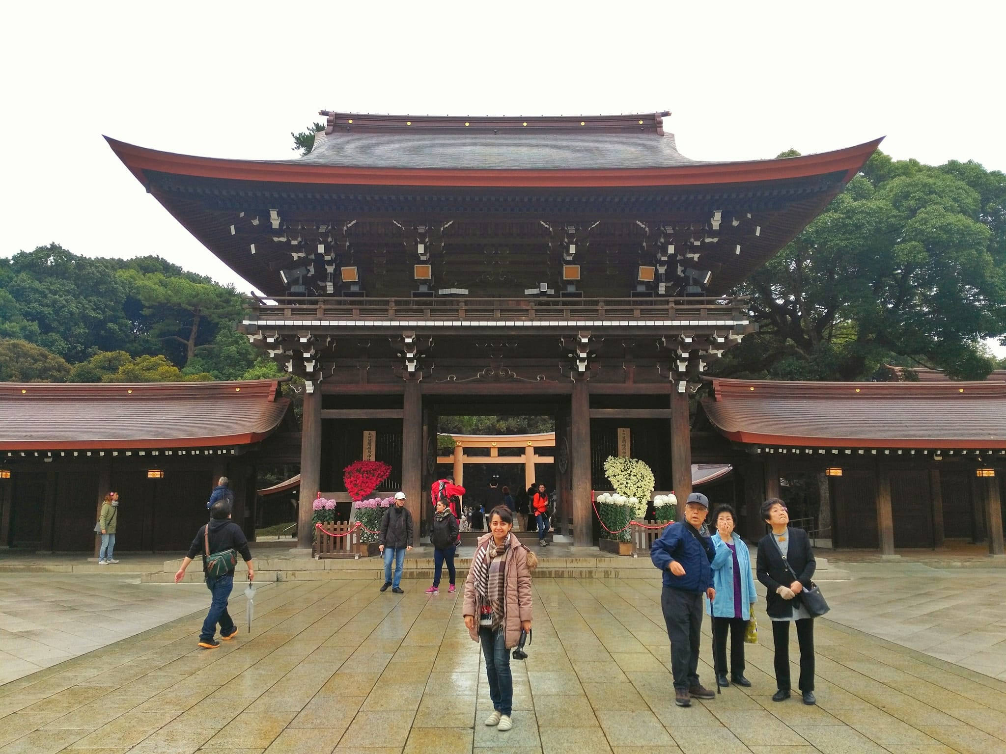 what to do in Tokyo in 2 days - Meiji Shrine