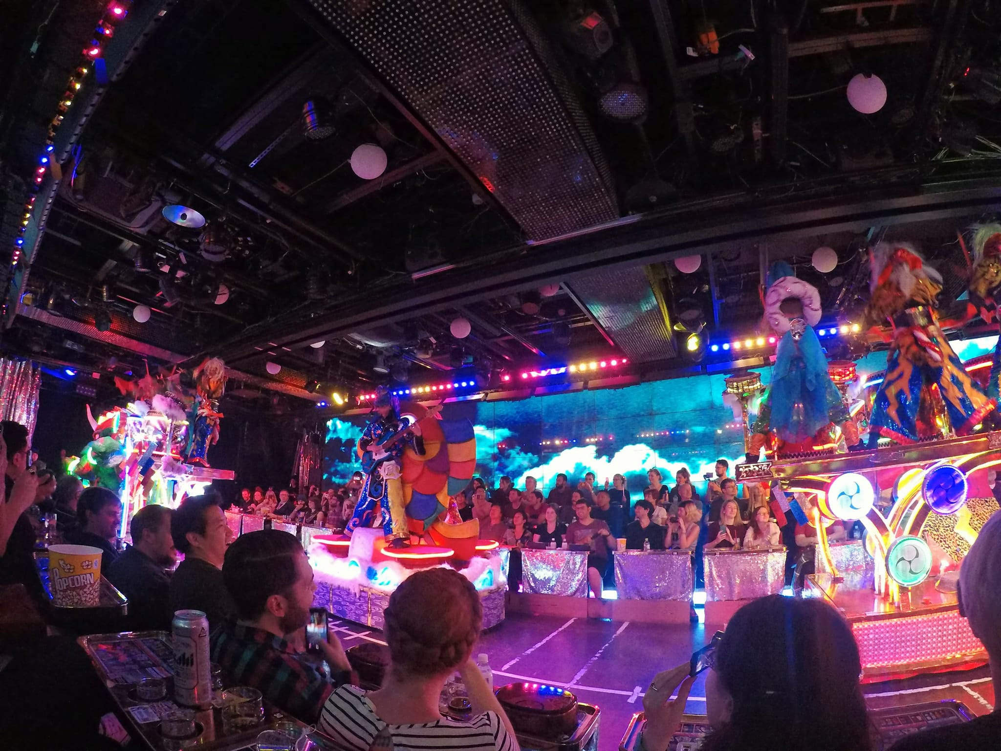 what to do in Tokyo in 2 days - Robot Restaurant