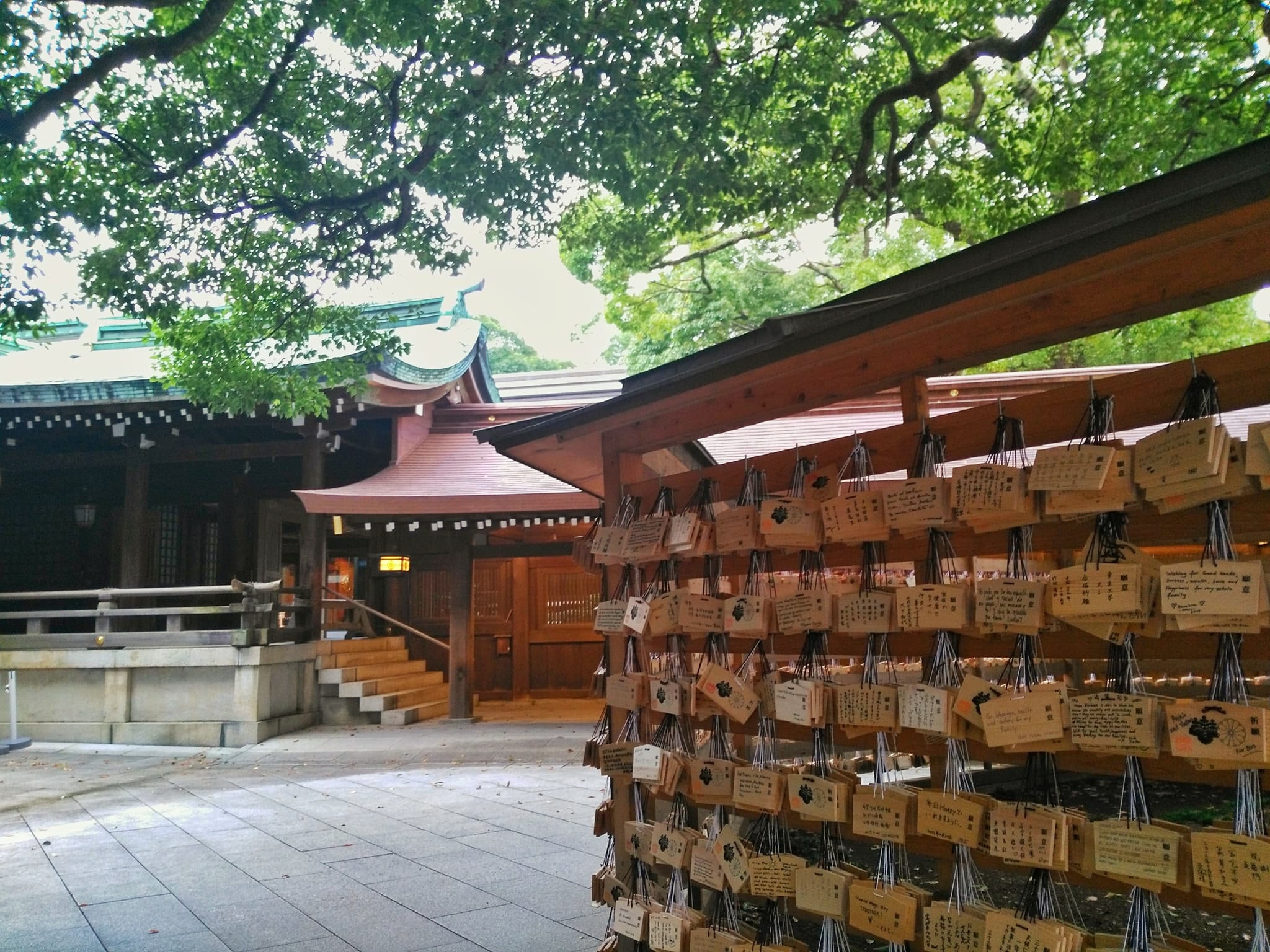 what to see in Tokyo in 2 days - Meiji Shrine