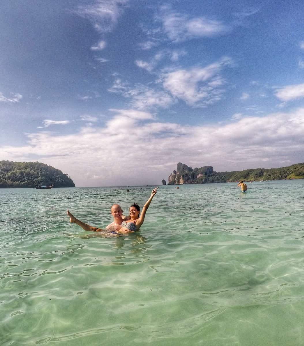 Thai Island Koh Phi Phi: Planning 2 Weeks In Thailand