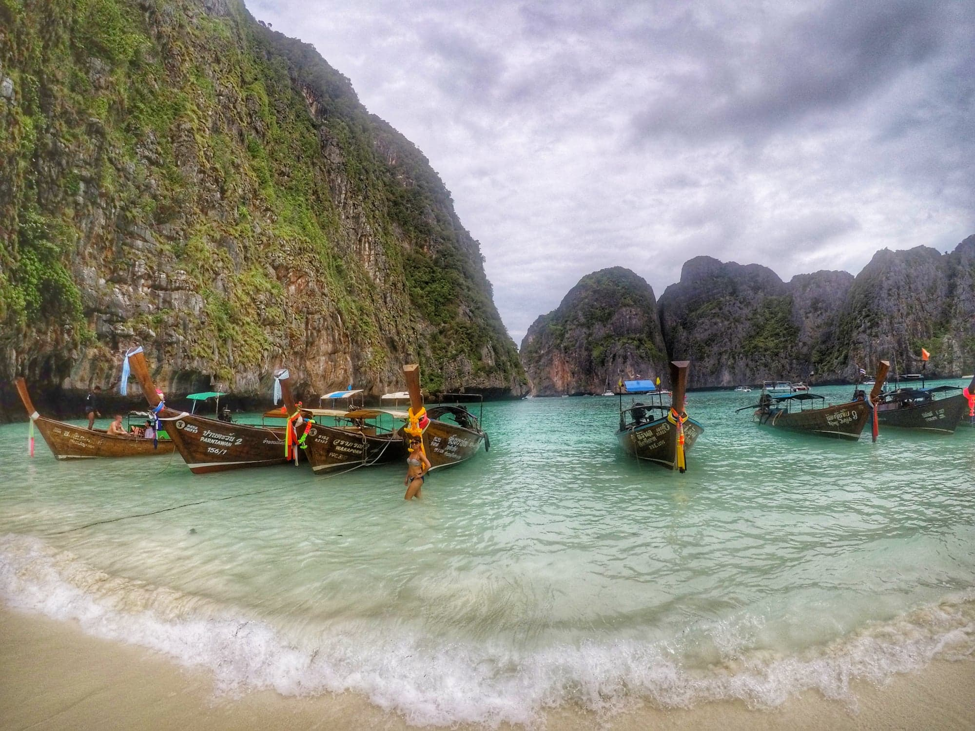 Thailand things to do - Maya Bay